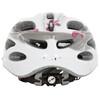 UVEX onyx Helmet white-red